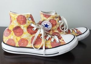 Pepperoni Pizza Converse!